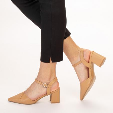 Pantofi dama Naden maro2