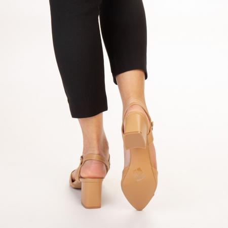 Pantofi dama Naden maro3