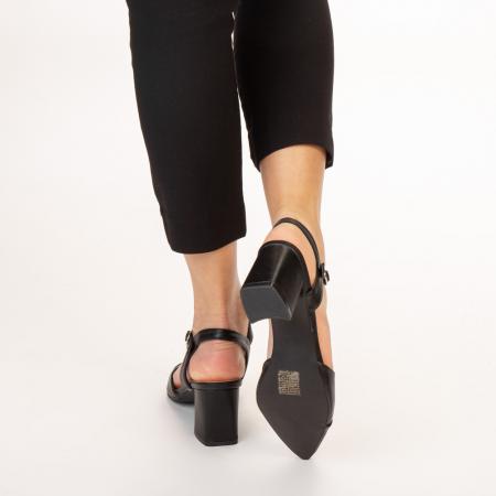 Pantofi dama Naden negri3
