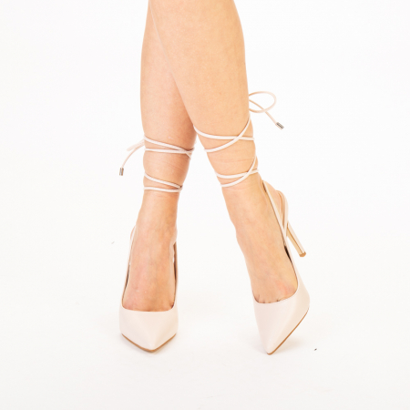 Pantofi dama Neiva bej0