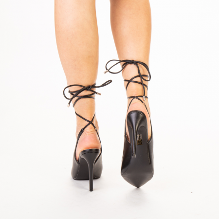 Pantofi dama Neiva negri3
