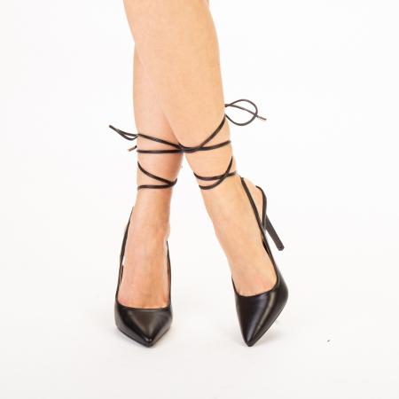 Pantofi dama Neiva negri0