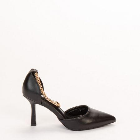 Pantofi dama Sofie negri0