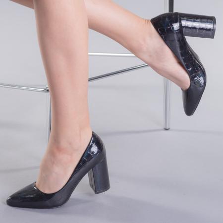 Pantofi dama Tina negri0