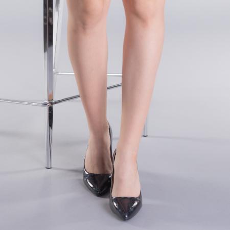 Pantofi dama Tina negri1