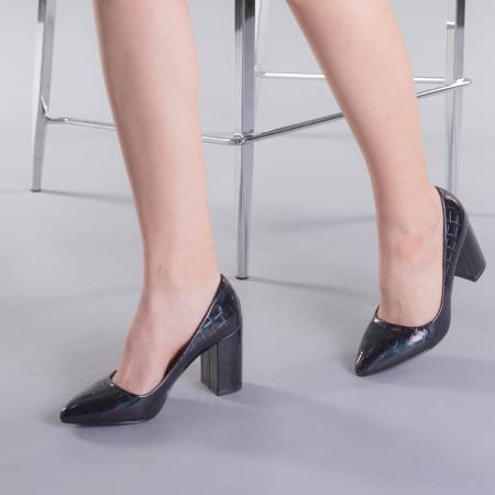 Pantofi dama Tina negri2