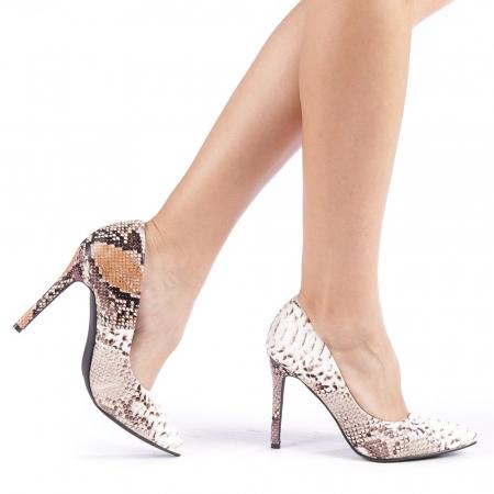 Pantofi dama Torra bej0