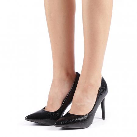 Pantofi dama Torra negri1