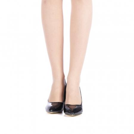 Pantofi dama Zaza negri4