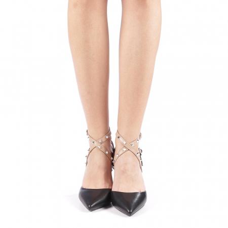 Pantofi dama Zelma negri3