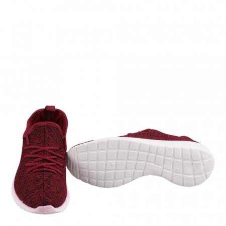 Pantofi sport copii Dennis maro3