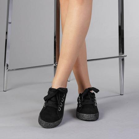 Pantofi sport dama Adisa negri1