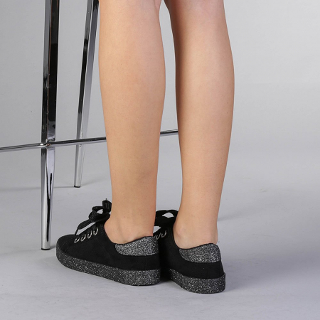 Pantofi sport dama Adisa negri3
