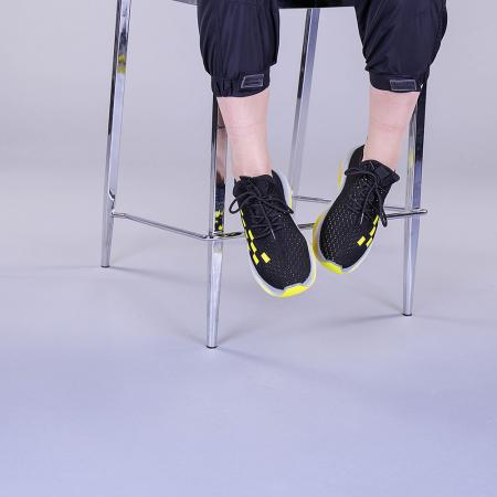 Pantofi sport dama Alexandra negri1