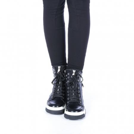 Pantofi sport dama Amanda negri4