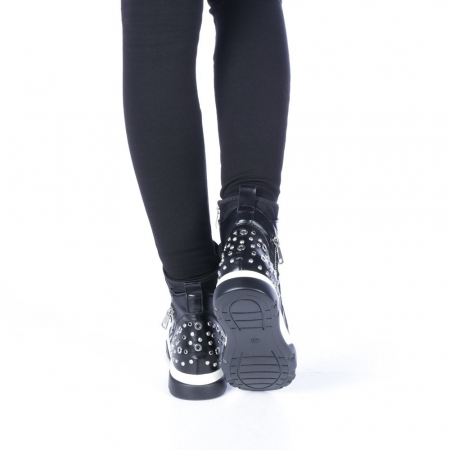 Pantofi sport dama Amanda negri3
