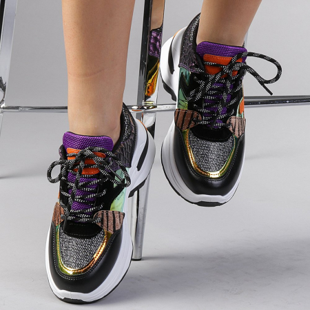 Pantofi sport dama Angela negri0