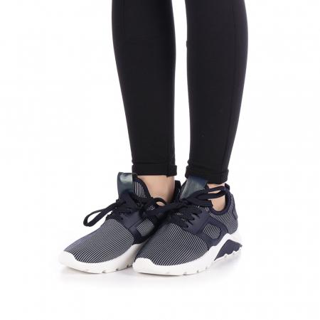 Pantofi sport dama Anyda albastri2