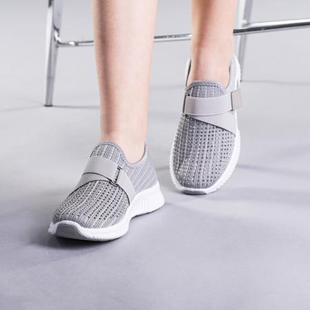 Pantofi sport dama Arabela gri2