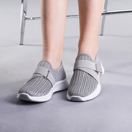 Pantofi sport dama Arabela gri0