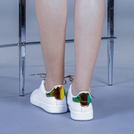 Pantofi sport dama Augustina aurii3