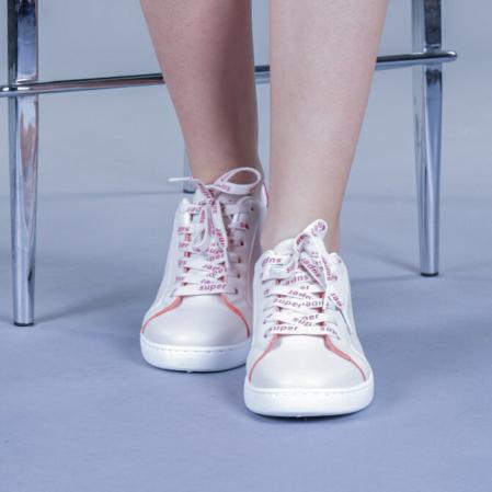 Pantofi sport dama Augustina rosii1