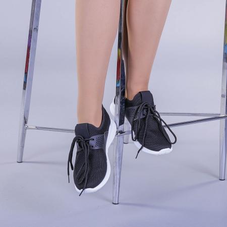Pantofi sport dama Callia negri1
