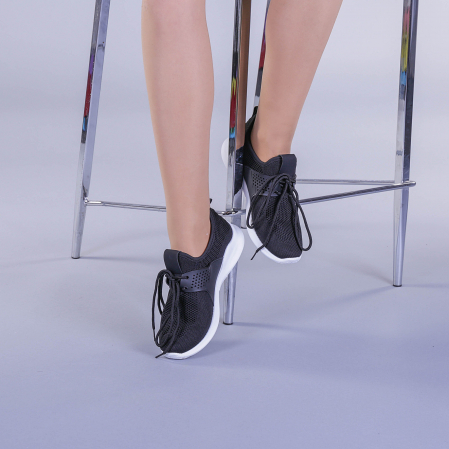Pantofi sport dama Callia negri2