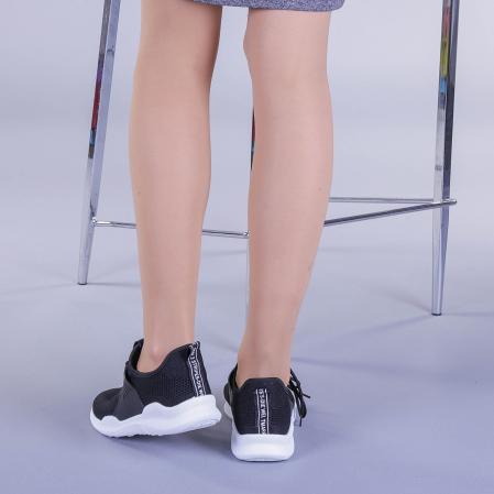 Pantofi sport dama Callia negri3