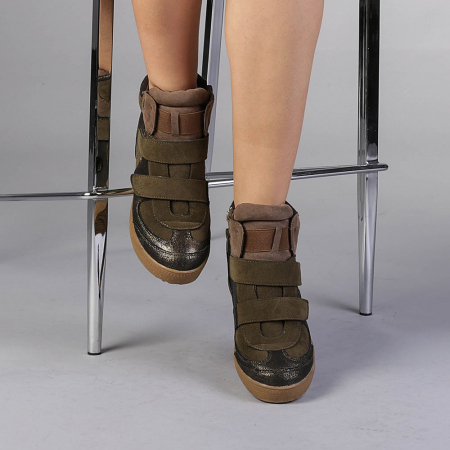 Pantofi sport dama  Denise verzi1