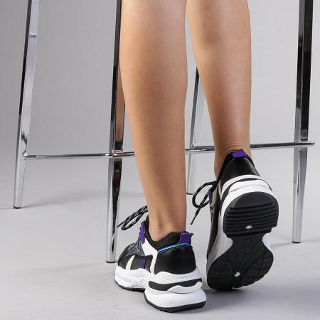 Pantofi sport dama Eduarda negri3