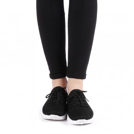 Pantofi sport dama Eunice negri3