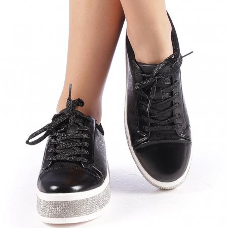 Pantofi sport dama Giulietta negri4
