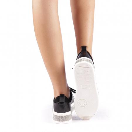 Pantofi sport dama Giulietta negri2