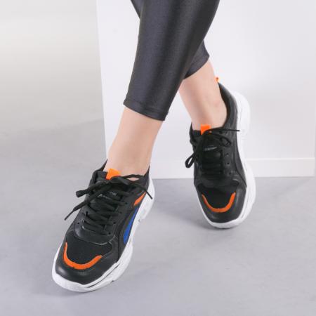 Pantofi sport dama Janice negri1