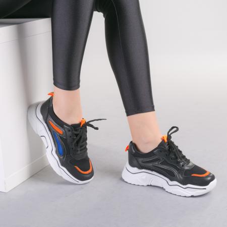 Pantofi sport dama Janice negri3