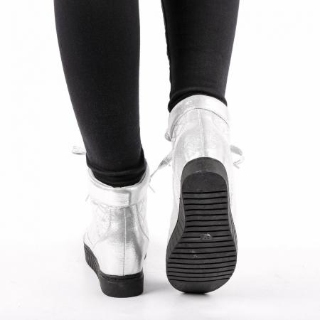 Pantofi sport dama  Jolly argintii2