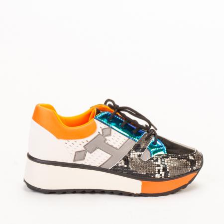 Pantofi sport dama Karem negri0