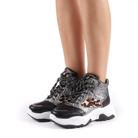 Pantofi sport dama Maryam negri1