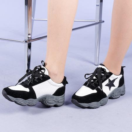 Pantofi sport dama Melody negri0