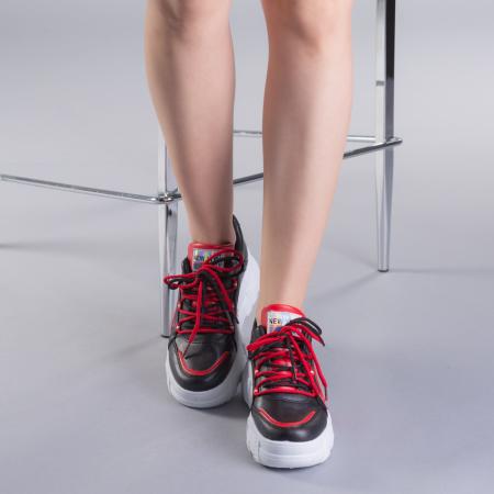 Pantofi sport dama Naomi negri1