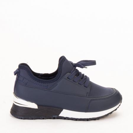 Pantofi sport dama Nava navy0