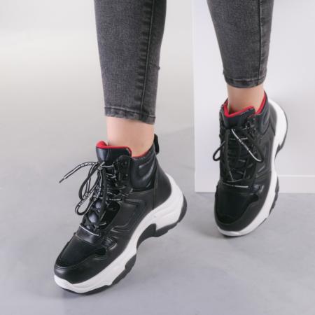 Pantofi sport dama Nini negri2