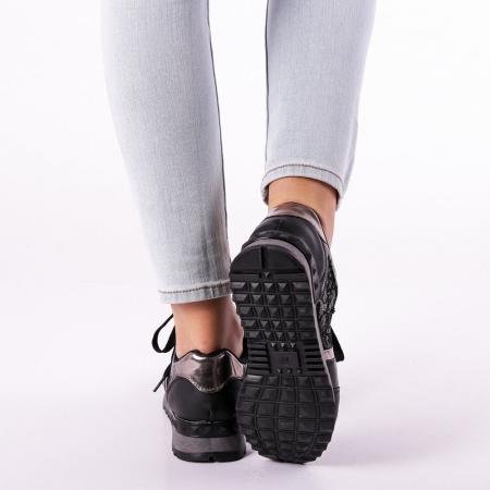 Pantofi sport dama Olena negri2