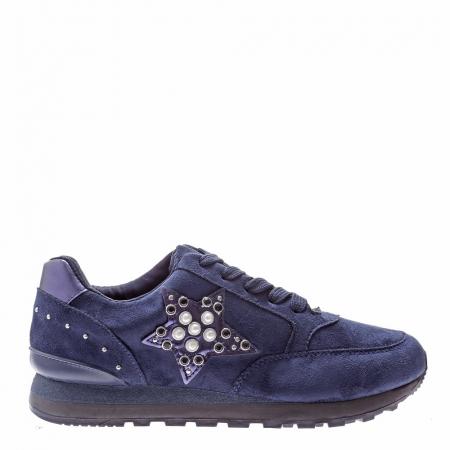 Pantofi sport dama Onora albastri1