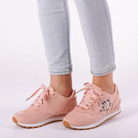 Pantofi sport dama Onora roz3