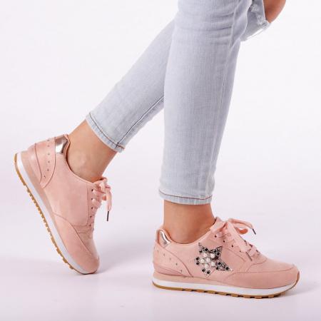 Pantofi sport dama Onora roz0
