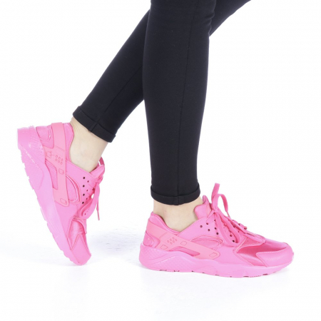 Pantofi sport dama Polina roz0