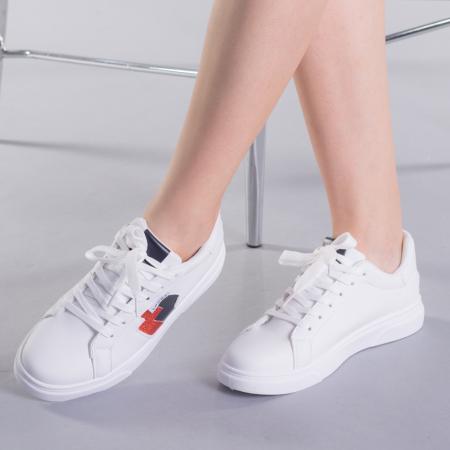 Pantofi sport dama Rosa rosii0