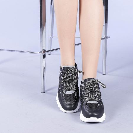 Pantofi sport dama Saima negri1